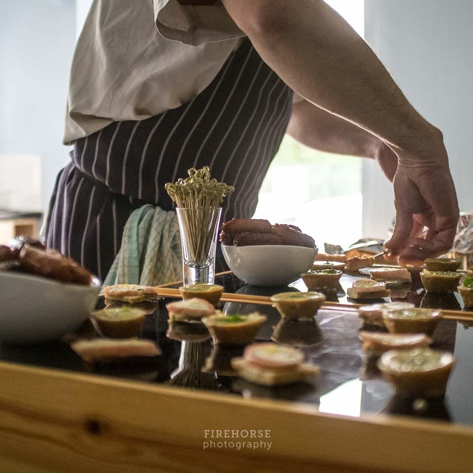 Wedding Food Photography