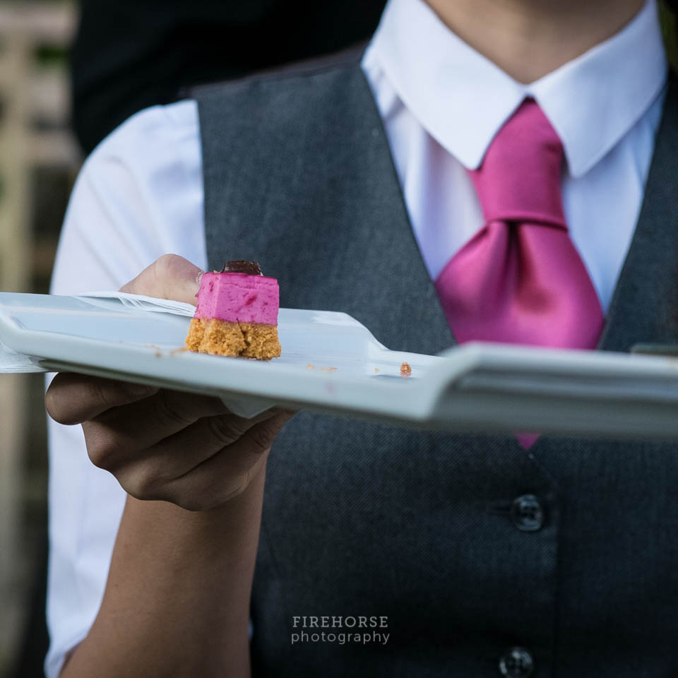 Wedding Food Photography