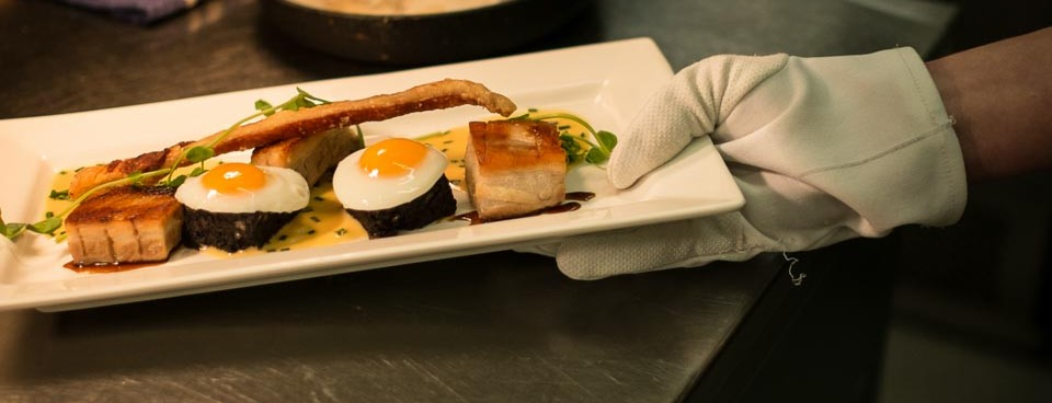 Restaurant Kitchen Photo-Shoot – The Fairfax Arms, Gilling, North Yorkshire