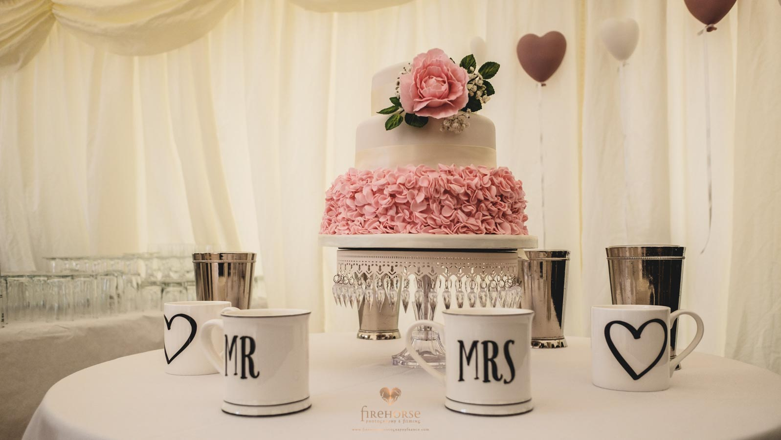 Susannah & Richard\'s West Yorkshire Marquee Wedding
